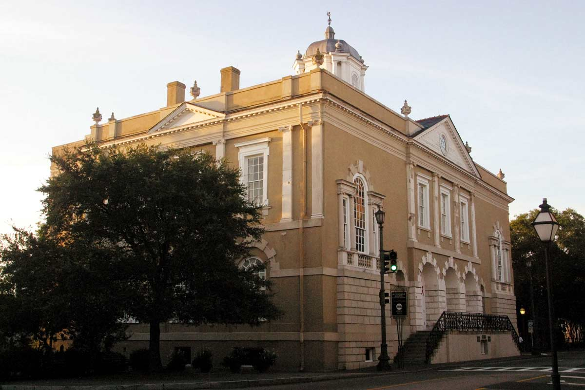 Charleston\'s Museum Mile