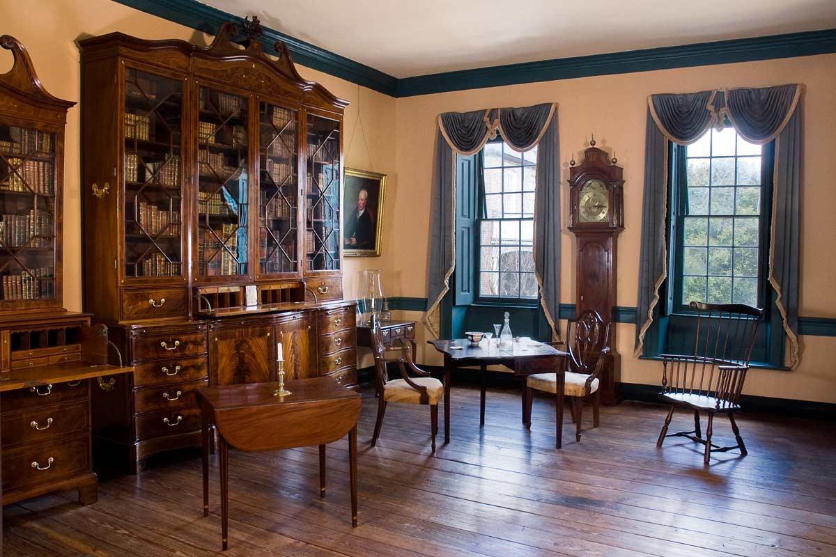 Charleston 39 S Museum Mile